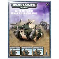 Imperial Guard Leman Russ Battle Tank